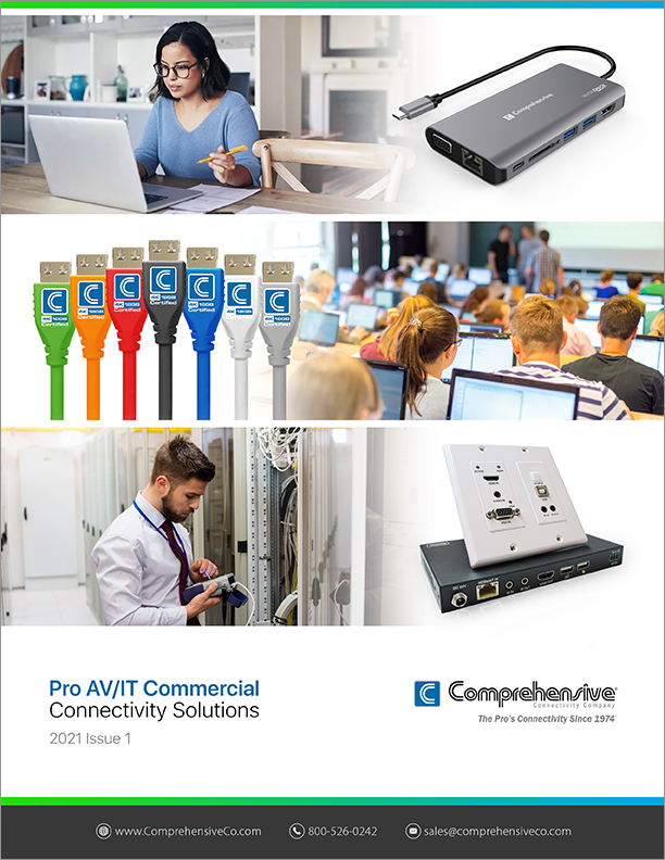 Pro AV/IT Connectivity Solutions
